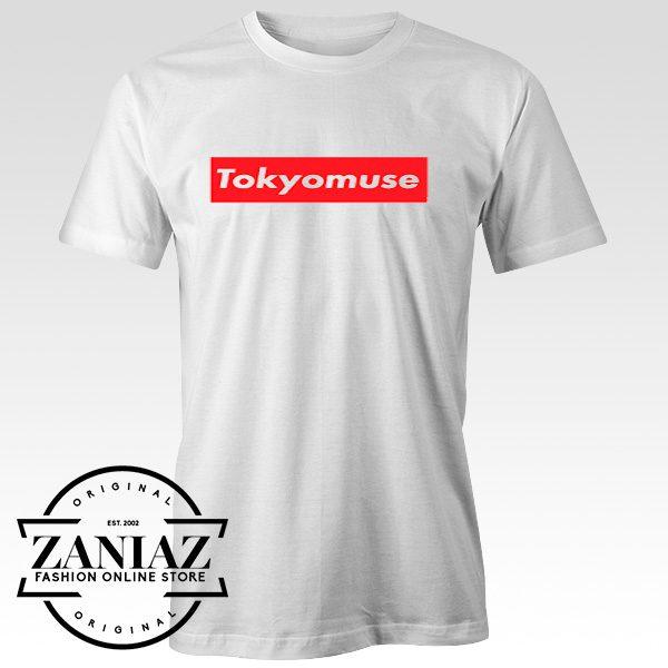 Buy Tshirt Tokyomuse Logo Unisex