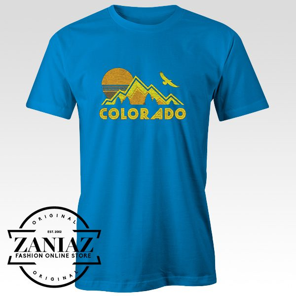 Buy Tshirt Vintage Colorado Gift Shops