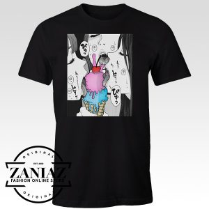 Buy Tshirt We All Scream For Ice Cream Short