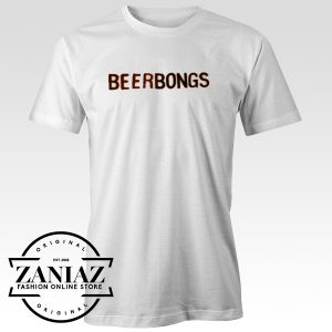 Cheap Graphic Tee Shirt Beerbong and Bentley