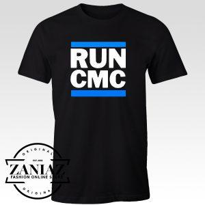 Cheap Tee Shirt RUN CMC Carolina Panthers tshirt