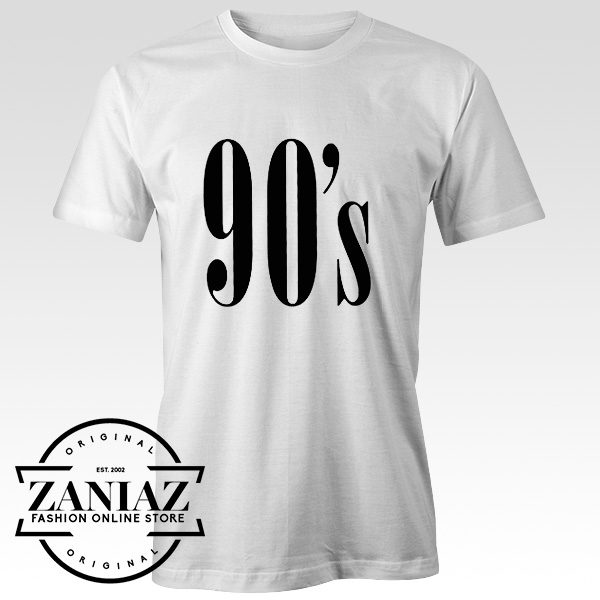 Custom 90's birthday t shirt for Men and Women