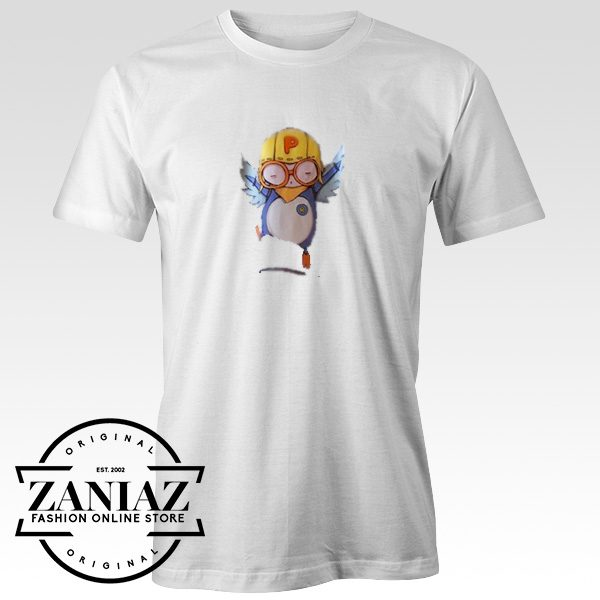 Custom Pororo Penguin Fly Tshirt