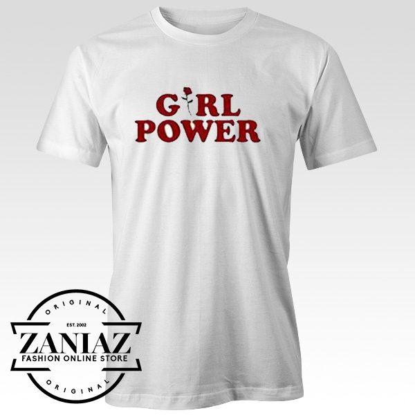 Custom Tshirt Girl Power T Shirt