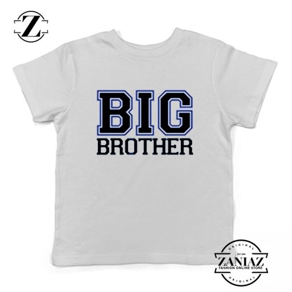 Custom Tshirt Kids Big Brother