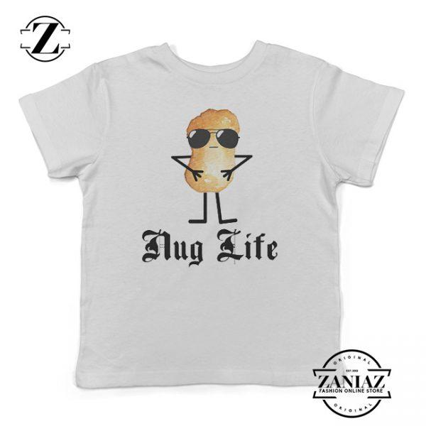 Custom Tshirt Kids Nug Life Little Nugget