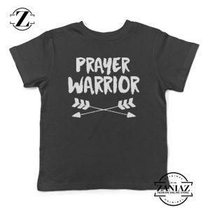 Custom Tshirt Kids Prayer Warrior