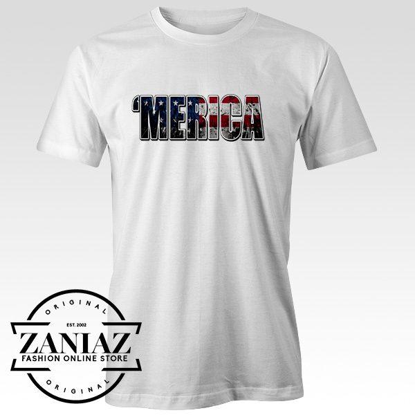 Custom Tshirt Merica for Men and Women