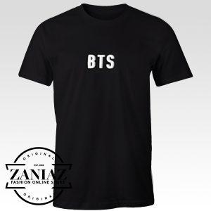 Custom Tshirt Music K-POP BTS