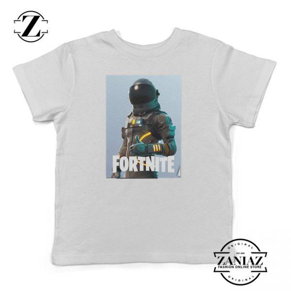 Fortnite Battle Royal Dark Voyager Tshirt Kids