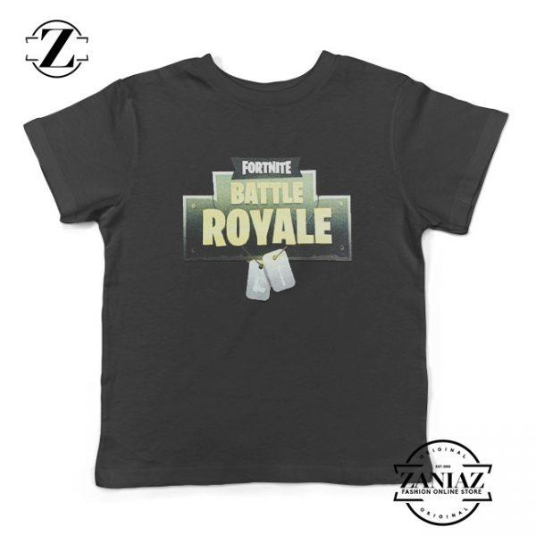 Fortnite Battle Royal Logo Kids T Shirt