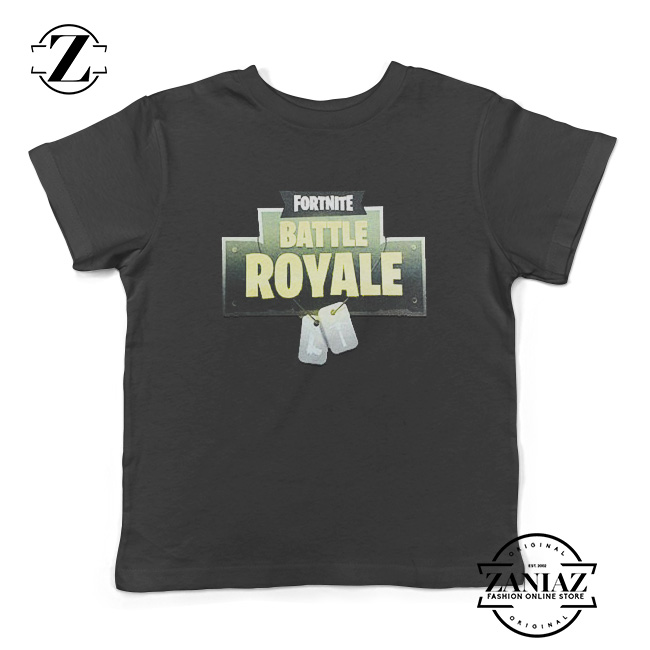 ddaf8469f Fortnite Battle Royal Logo Kids T Shirt - Cheap Kids Clothes
