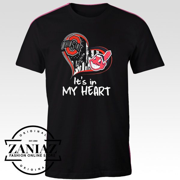 Its In My Heart Shirt Man And Woman