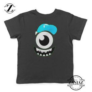 Monsters Inc Mike Wasowski T shirt Kids