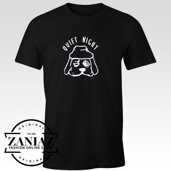 Quiet Night Unisex adult T shirt