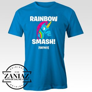Rainbow Smash Fortnite Shirt Man Or Woman