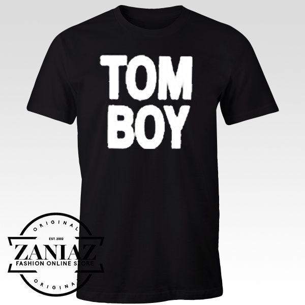 Tomboy T-Shirt Unisex Adult