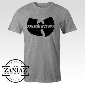 Wu Tang Clan Shirt Logo Hip Hop Group
