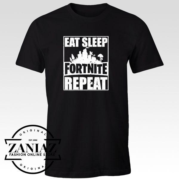custom cheap t shirts Funny Gaming Fortnite Tee
