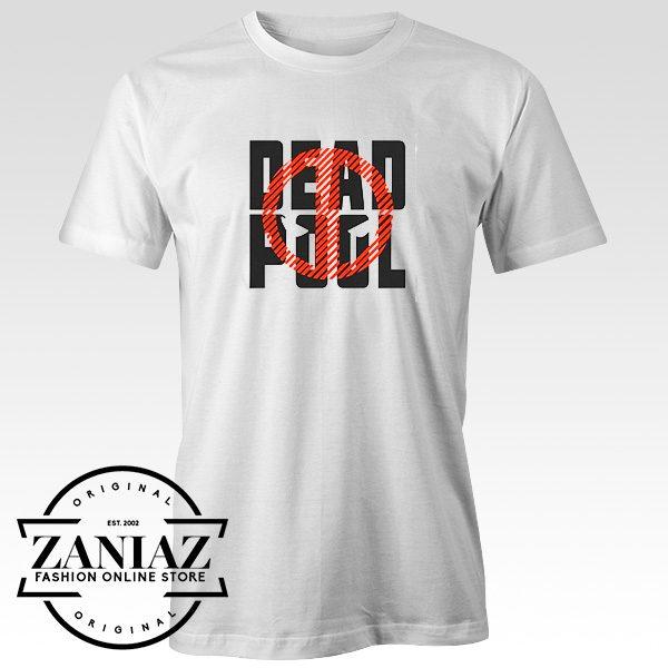 Custom Deadpool Wisecracking Mercenary Tshirt