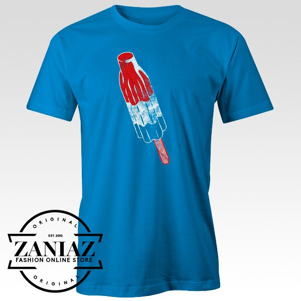 American Shirt Ice Pop Independence Day T-Shirt