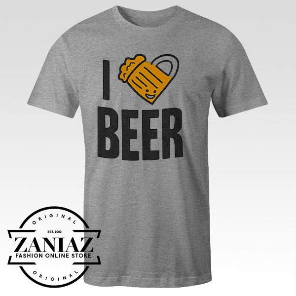 Custom Cheap Tee Shirt Beer Smell Shirt