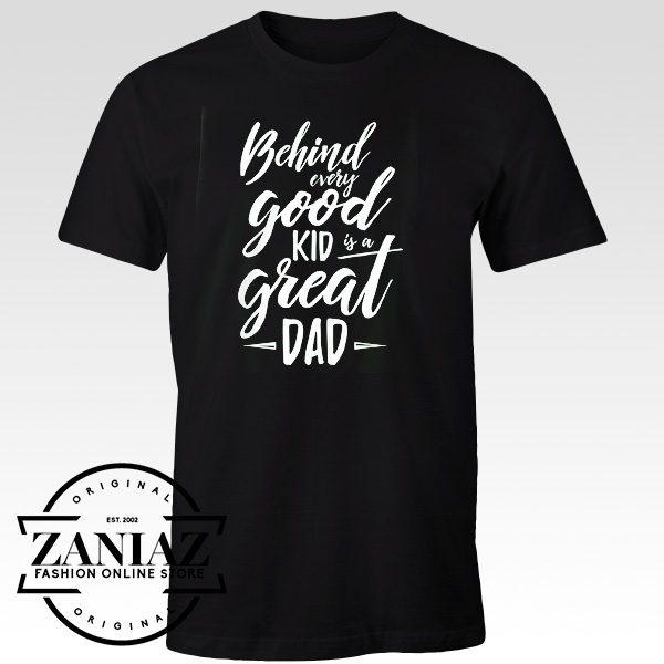 Custom t shirt Great Dad Graphic Design Tee Shirt