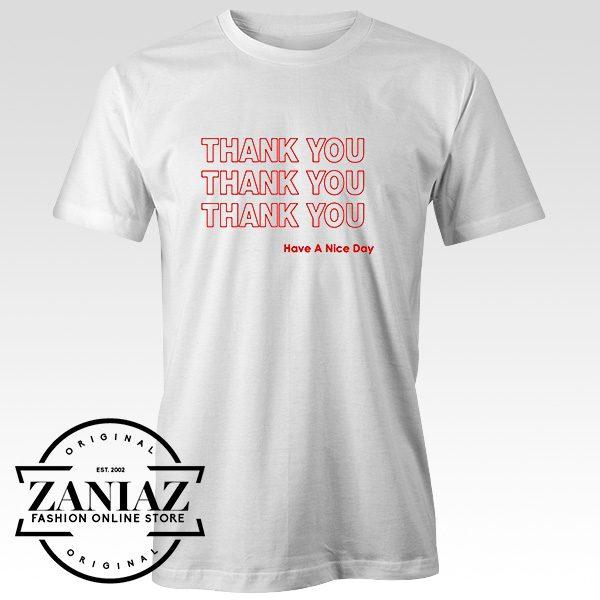 Buy Cheap T-Shirt Thank You Mens tshirt Unisex Adult