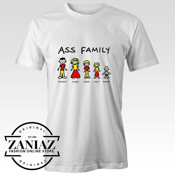 Buy Cheap Tshirt The Ass Family Mens t-shirt Adult