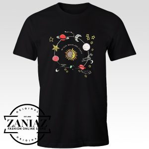 Cheap Graphic Tshirt My Sun Moon And Stars Solar System