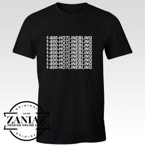 Cheap Tshirt 1-800-Hotlinebling T-Shirt Adult