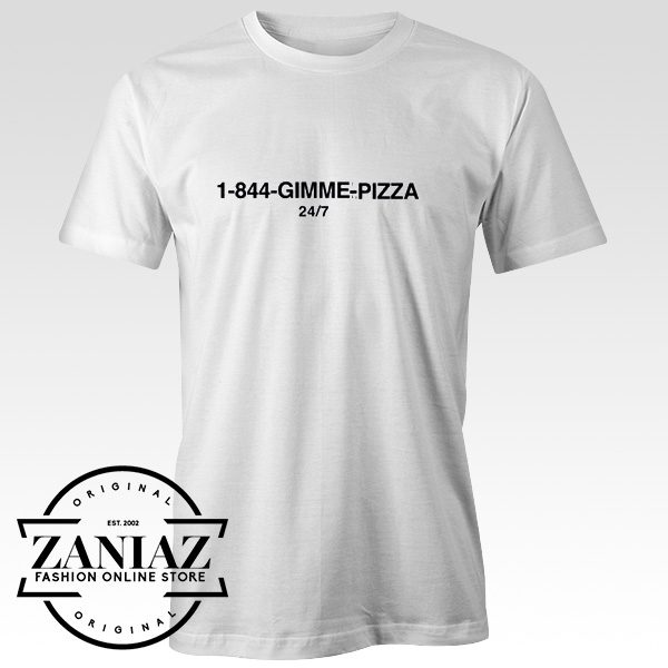 Cheap Tshirt 171 844 Gimme Pizza T-Shirt Men's