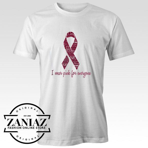 Cheap Tshirt Breast Cancer Awareness Shirt Adult