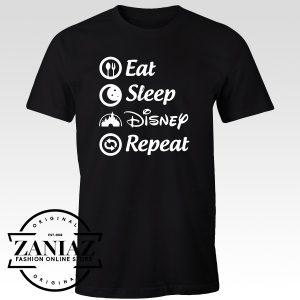 Cheap Tshirt Eat Sleep Disney Repeat t-shirts Adult