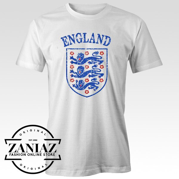 Cheap Tshirt England Soccer Team Fifa World Cup 2018