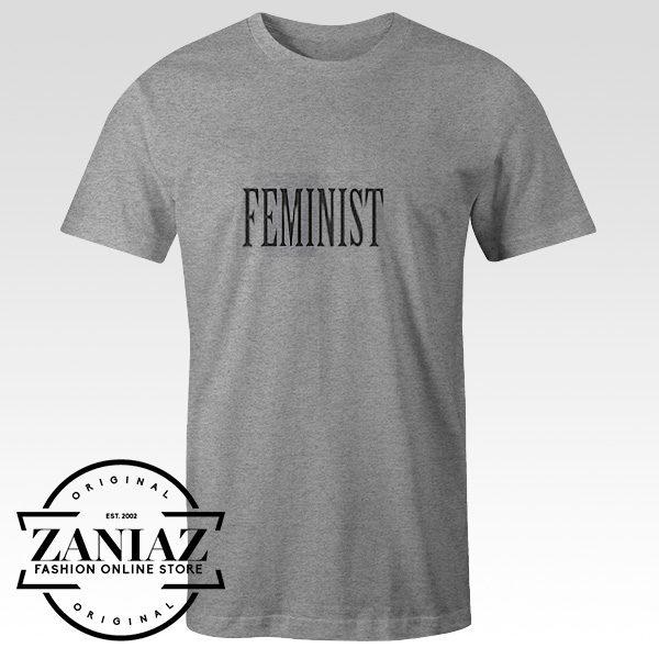 Cheap Tshirt Feminist Women's T-shirt, Feminst Unisex Tee