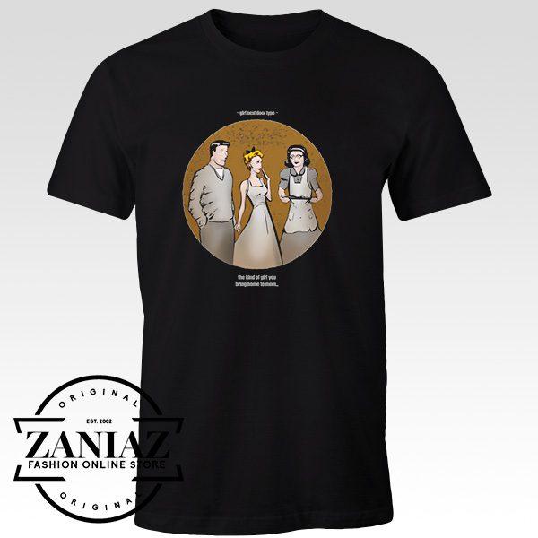 Cheap Tshirt Girl Next Door 2 Tee Mens t-shirt Adult