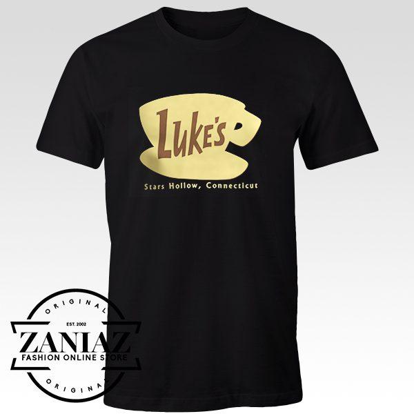 Cheap Tshirt Luke's Women's T-shirt Tee Gift
