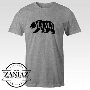 Cheap Tshirt Mama Bear Shirt Mom Shirt