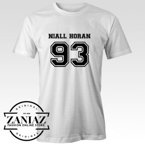 Cheap Tshirt Niall Horan Birthday 93 Shirt Adult