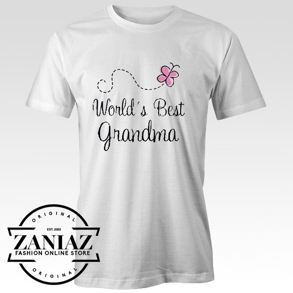 Cheap Tshirt Worlds Best Grandma Womens tshirt