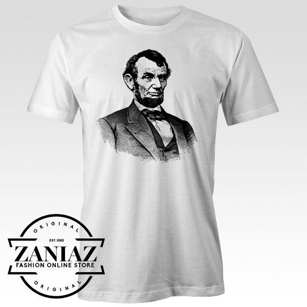 Abraham Lincoln President of the United States Shirt