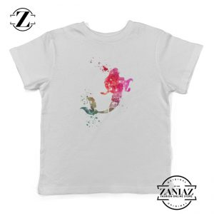 Ariel Princess The Walt Disney Mermaid Shirt kids