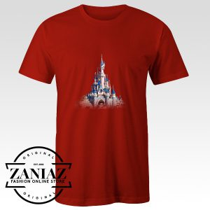 Beauty Castle Magic Kingdom Walt Disney T-shirt