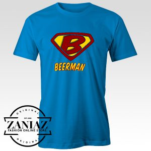 Buy Cheap Tees Shirt Beerman Men's T-Shirt Unisex