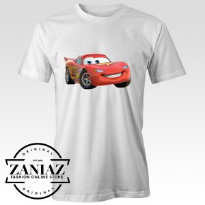 Buy Lightning McQueen Disney Cars Tee Shirt