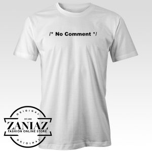 Buy No Coment Quotes T-shirt YouTube Shirt Funny