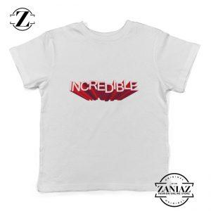 Buy The Incredible Marvel Super Hero Kids Shirt