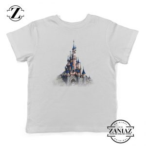 Castle Magic Kingdom Disney Studios Park Tee Kids