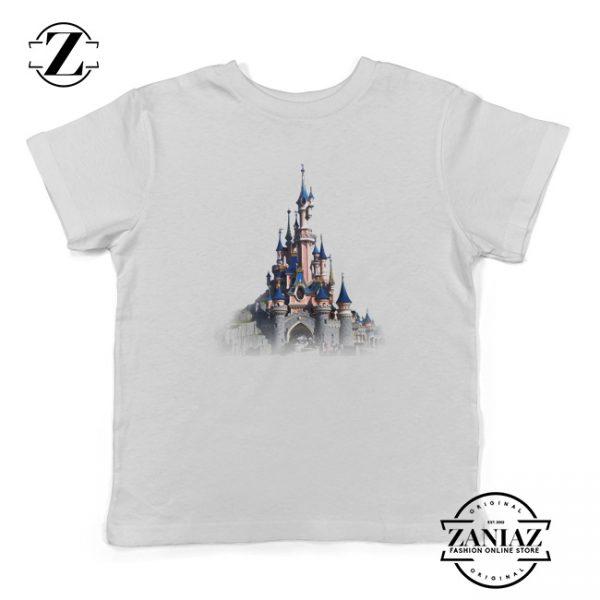 Castle Magic Kingdom Disney Studios Park Tee Kids